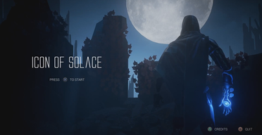 Icon of Solace