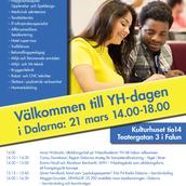 Inbjudan YH-dagen 2019