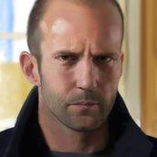 Jason Statham portrait
