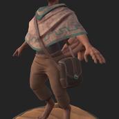 Character Closeup