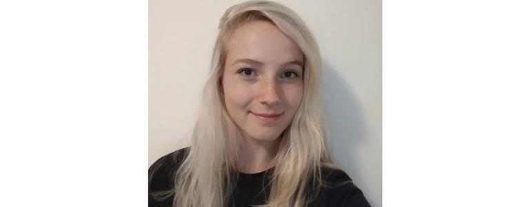 Sara Karlsson, design student