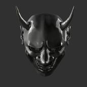 Hannya mask Project