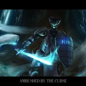 Ambushed by the Curse 2D