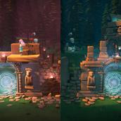 DIVIDED Shrine