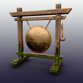 Asian Gong