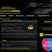 Old PlaygroundSquad.com