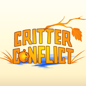 Critter Conflict Game Logo