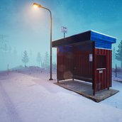 Snow Kiruna