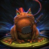 Toadwarrior 2D